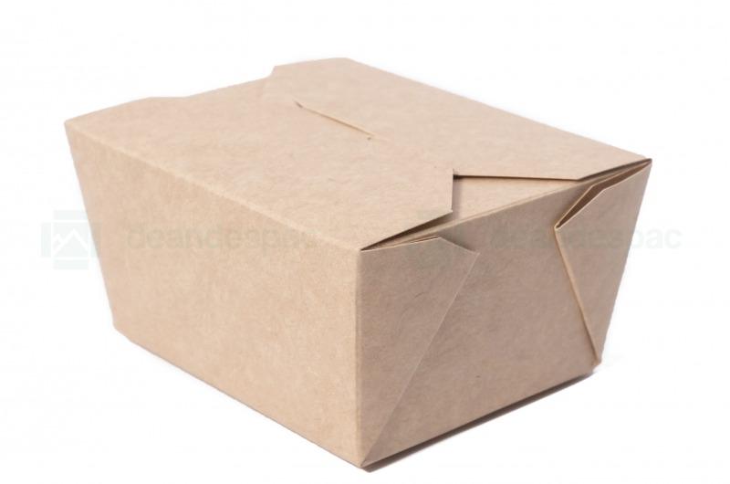 Caja Kraft Delivery 750cc
