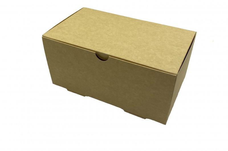 Envase Kraft Delivery 1800 AA