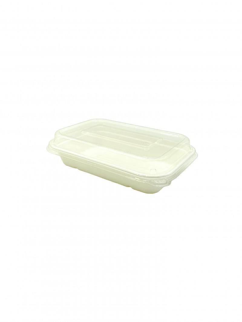 Envase Rectangular Bio 750 ml