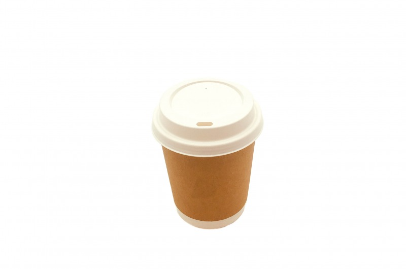 Vaso Cafe Doble Kraft 8oz